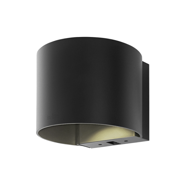 In Lite | Halo Up-Down Dark | Muurlampen | 230V